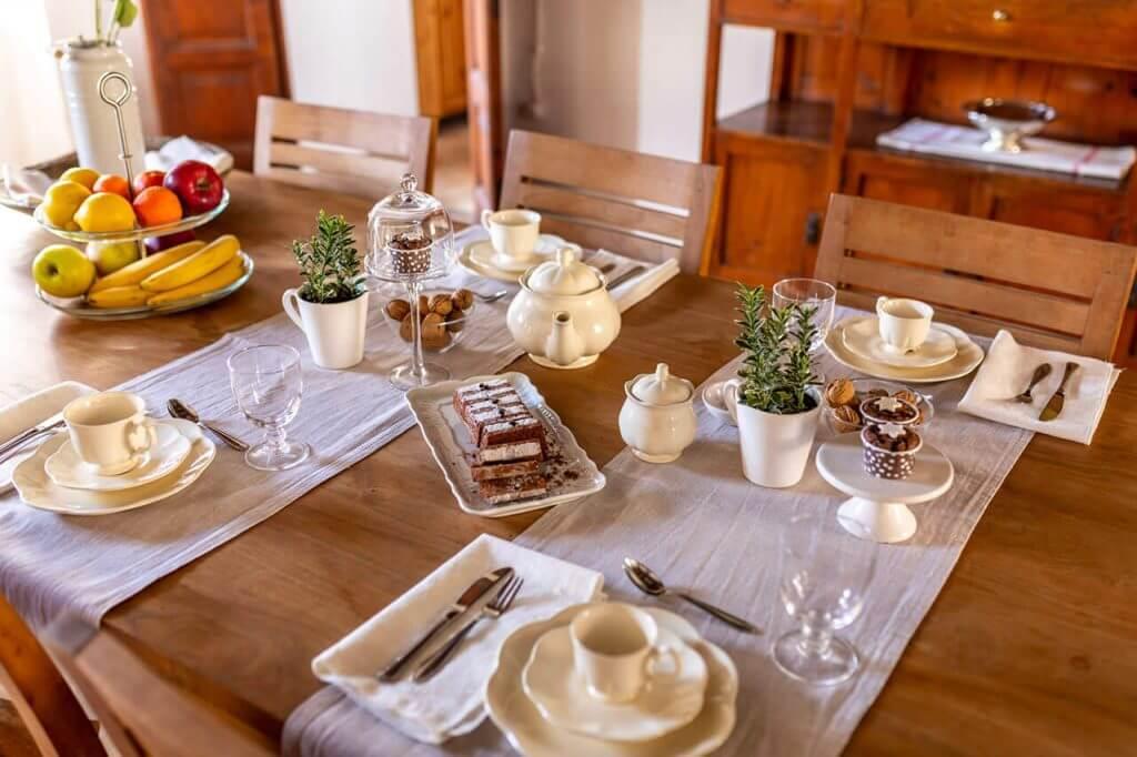 colazione buffet b&b lessinia